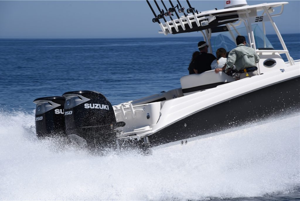 Suzuki DF300B - Nautica Comparato