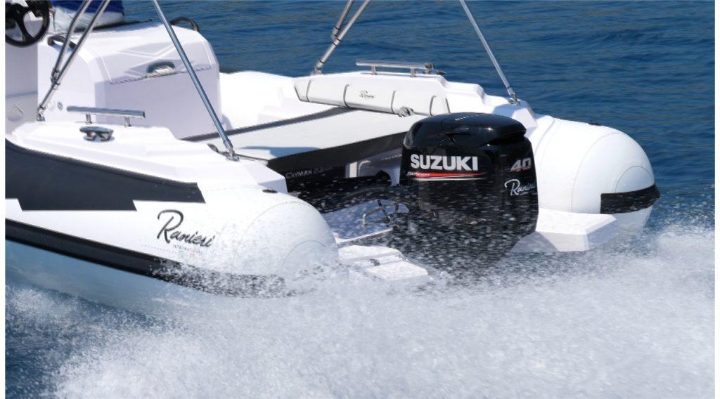 Suzuki DF40A - Nautica Comparato