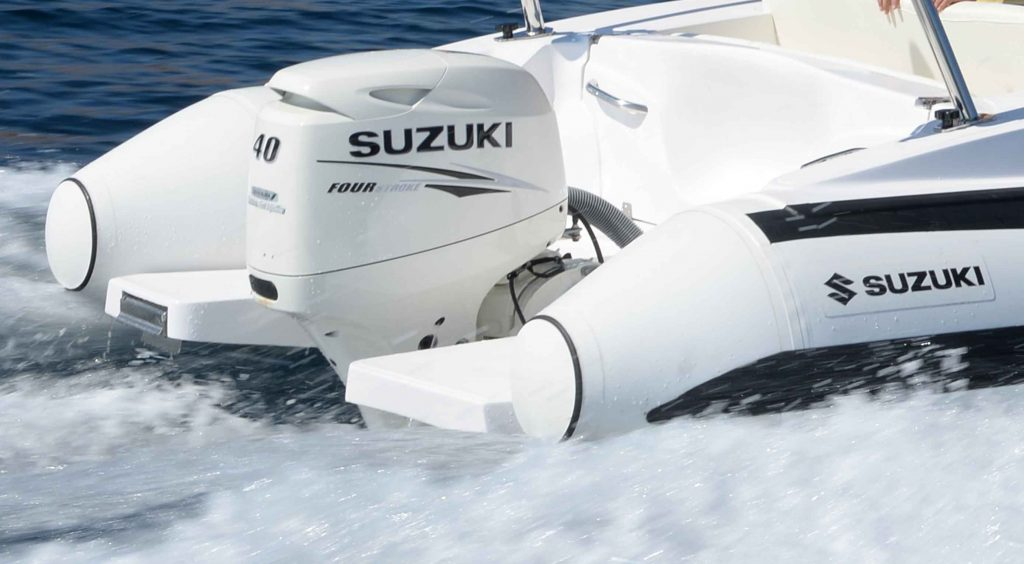 Suzuki DF40 Nautica Comparato