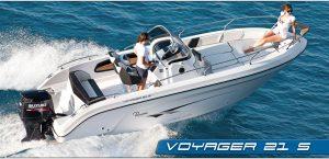 Ranieri Voyager 21 s - Nautica Comparato