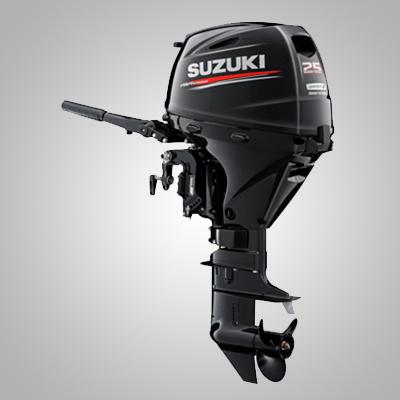 Suzuki DF25AS - Nautica Comparato