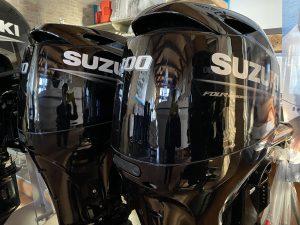 Suzuki DF100 B Nautica Comparato