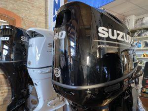 Suzuki DF140 BG Nautica Comparato